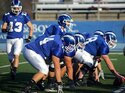 '08 - Hillsdale College Football (#13 in motion)