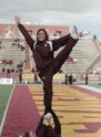 '10 - Central Michigan University Cheerleading